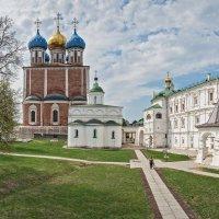 Рязанский кремль :: Борис Гольдберг
