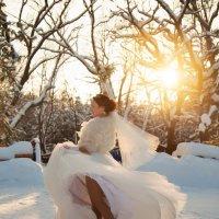 Невеста... :: Иван Клёц
