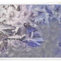 Узоры морозного окна :: Любовь Чунарёва