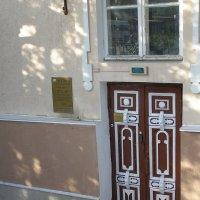 дверь в музей одной картины :: Анна Воробьева
