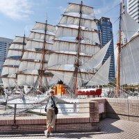 """Парусник """"Nippon Maru""""  Иокогама Япония :: Swetlana V"""