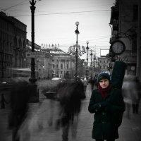 Движение :: Андрей Резюкин