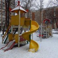 Впадаю в детство :: Андрей Лукьянов