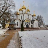 Собор Николая Чудотворца в Никольском Переславском монастыре :: Константин