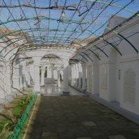 Дворик с аркадами :: Александр Рыжов