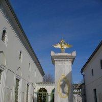 Обелиск в честь императора Александра I :: Александр Рыжов