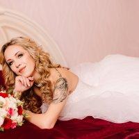 утро невесты Ани :: Нина Тынс