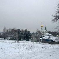 с.Заворово Раменского района :: Елена Семигина