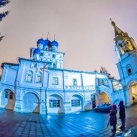 Москва. Коломенская. Церковь Казанской иконы Божией Матери. :: Игорь Герман