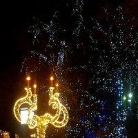Зимняя иллюминация в Москве. :: Елена