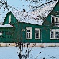 Дом усадьба Ивана Владимировича Мичурина :: Сергей Михайлович