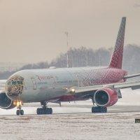Тигролет Boeing 777-300 :: 30e30 (Игорь) Васильков