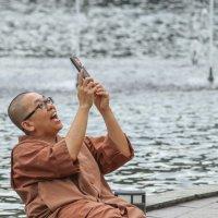 Монах :: Владимир Леликов