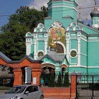 Портал Троицкого храма. Новозыбков. Брянская область :: MILAV V