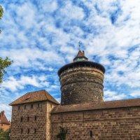 Крепостные стены Старого города :: Сергей Цветков