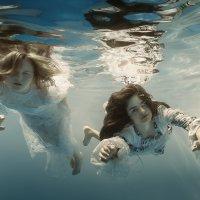 Two mermaids :: Дмитрий Лаудин
