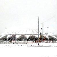 """Стадион """"Самара Арена"""" :: Денис Кораблёв"""