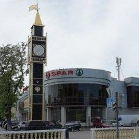 Часовая башня :: Елена Павлова (Смолова)