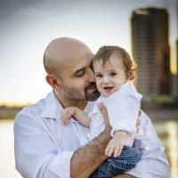 Любовь и нежность отца! :: Ануш Хоцанян