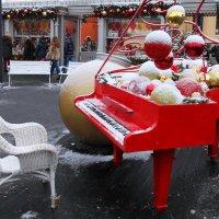 Новогоднее настроение :: Валерий Князькин