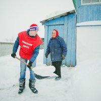 Волонтеры Новокузнецка :: Юрий Лобачев