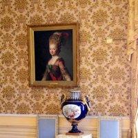 Фрагмент интерьера кабинета Ее величества :: Валерий Новиков