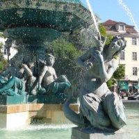 Лиссабон. Детали фонтана. :: Таэлюр