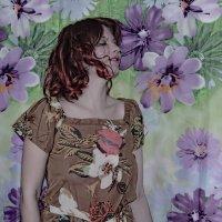 Мари летнее настроение :: Роза Бара