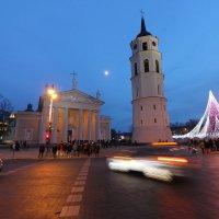 Вечерний Вильнюс :: Олег
