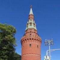 Водовзводная башня Кремля :: Вера Щукина