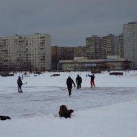 Сегодня было похоже на настоящую зиму :: Андрей Лукьянов