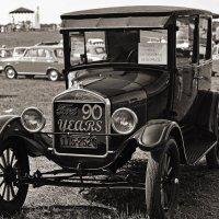 Ford в Калуге. :: Тамара Бучарская