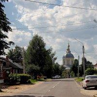 На тихих улицах Новозыбкова. Брянская область :: MILAV V