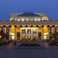 Театр оперы и балета :: Дима Пискунов
