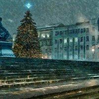 А снежинки летят и смеются по-доброму :: Ирина Данилова