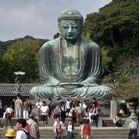 Великий Будда Daibutsu Камакура Япония :: Swetlana V