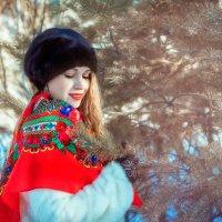 Зимнее утро :: Юлия Рамелис
