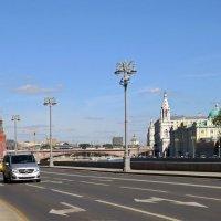 Набережная Москва-реки :: Вера Щукина
