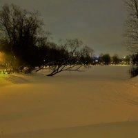 Таинственный вечер в Сочельник... :: Sergey Gordoff