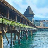 Самый старый деревянный мост :: Анатолий Иргл