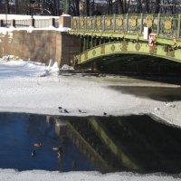 Санкт-Петербург.Фонтанка зимой :: Елена Семигина