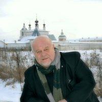 С праздником Крещения Господнего, Вас друзья! :: Михаил Столяров