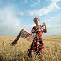 Леди Осень. :: Iuliia Beliaeva