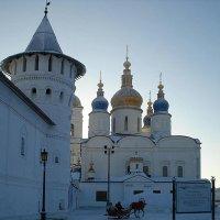 Тобольский кремль :: Елена Павлова (Смолова)