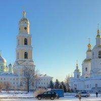 Свято-Троицкий Серафимо-Дивеевский монастырь :: Александр Синдерёв