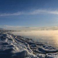 Зимний Байкал в Голоустном :: Владимир Гришин