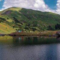 Озеро Мзы. :: Александр Криулин