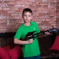 Мальчик с арбалетом :: Valentina Zaytseva