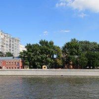 На Москва-реке :: Вера Щукина