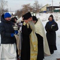 Крещение :: Александр Подгорный